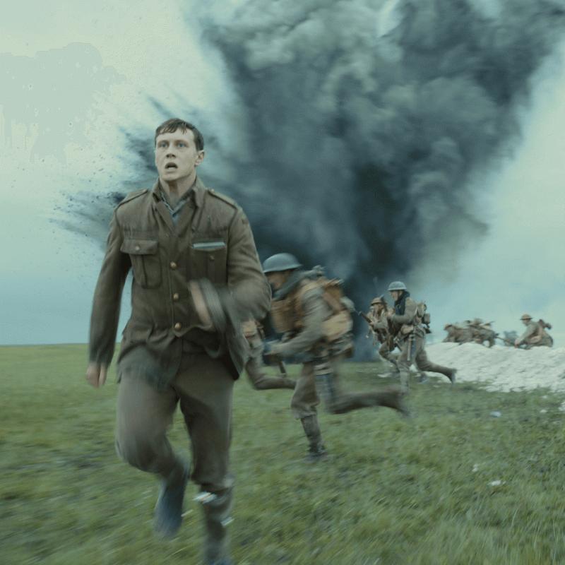 Кадр из фильма Сэма Мендеса «1917»