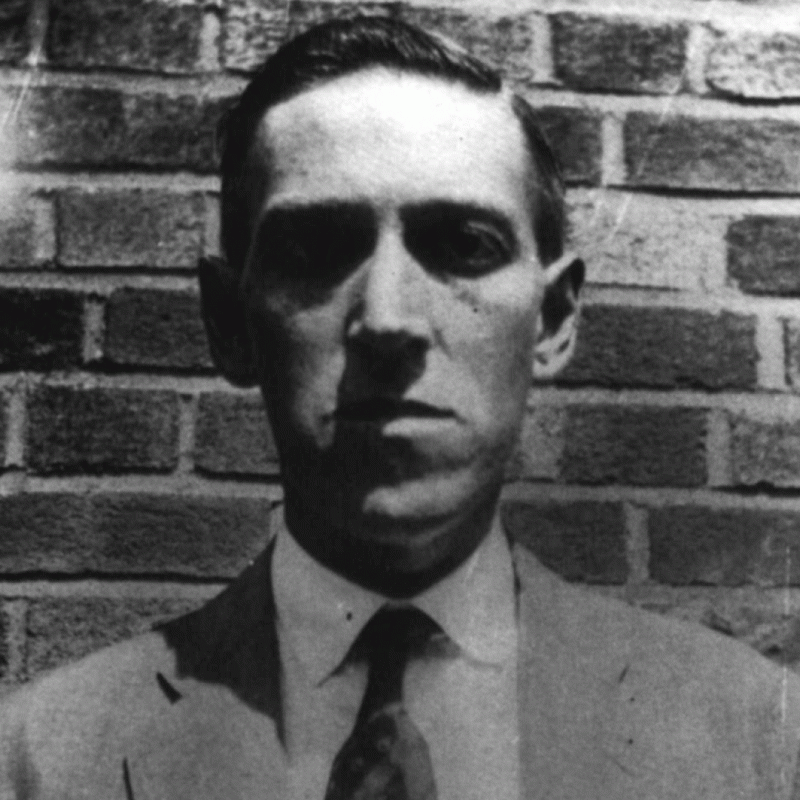 Говард Лавкрафт. Источник: The H.P. Lovecraft Archive