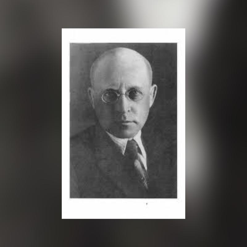 Леонид Добычин в конце 1910-х. Фото: «Русские Латвии»