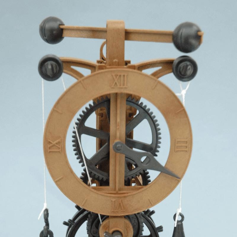 Часы да Винчи. Источник: web.ipmsusa3.org/content/da-vinci-clock