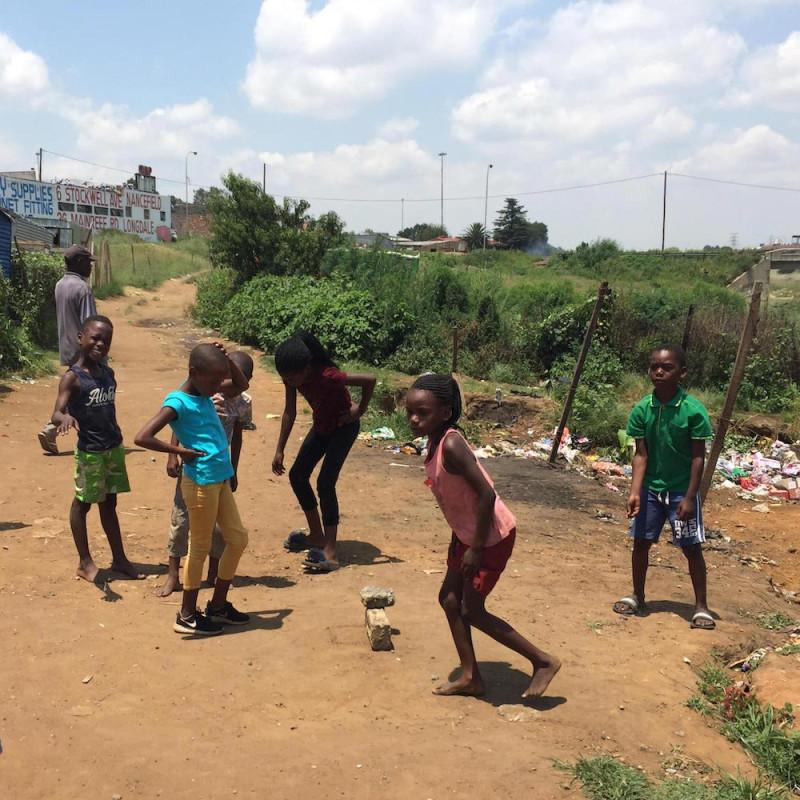 Соуэто — самое известное поселение в Йоханнесбурге. Фото: Мария-Луиза Тирмастэ