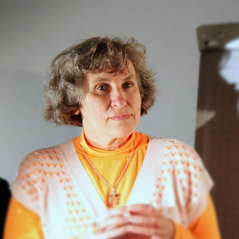 Екатерина Мурашова. Фото: www.pravmir.ru