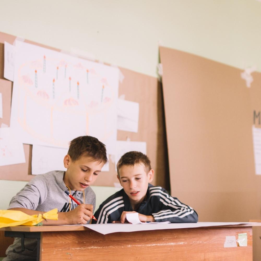 В школах, участвующих в программе «Учитель для России», стараются вводить новые, нестандартные формы обучения. Фото: uchitel.ru