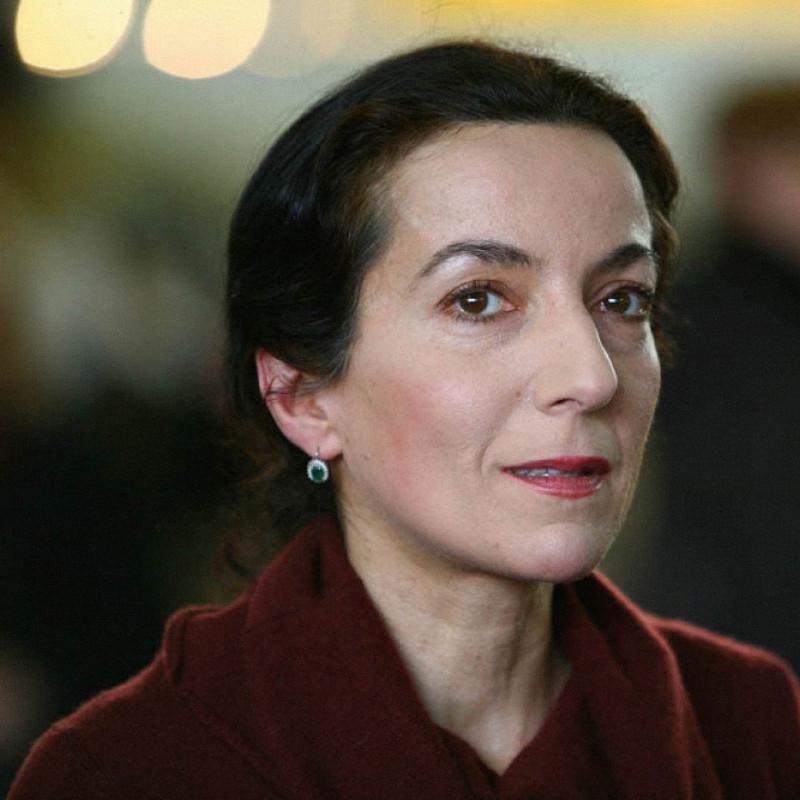 Полина Дашкова. Фото: Валерий Шарифулин / ИТАР-ТАСС