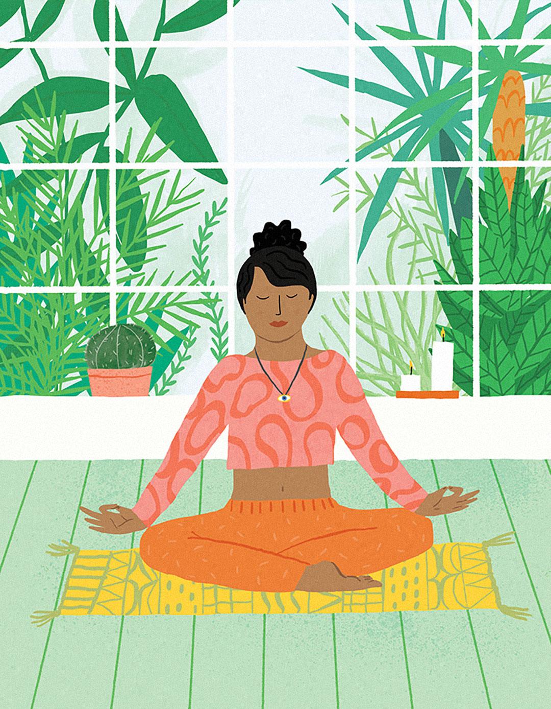 Иллюстрация: Ruby Taylor. Истоник: Central Illustration Agency