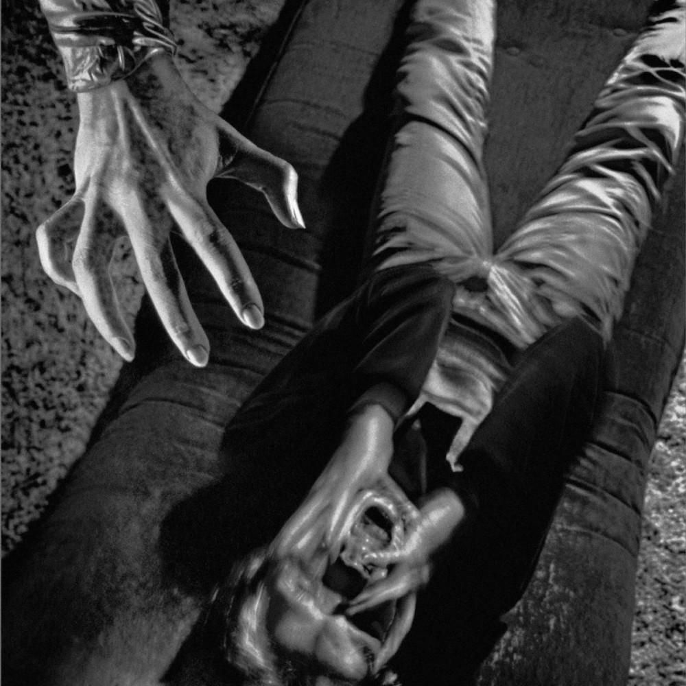 Иллюстрация Дж. К. Поттера к рассказу из ограниченного издания сборника «Команда скелетов» (1984). Источник: Wikipedia
