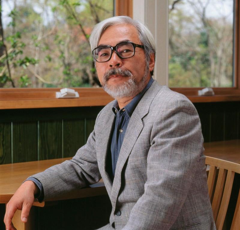 Хаяо Миядзаки в 2008 году / shutterstock.com