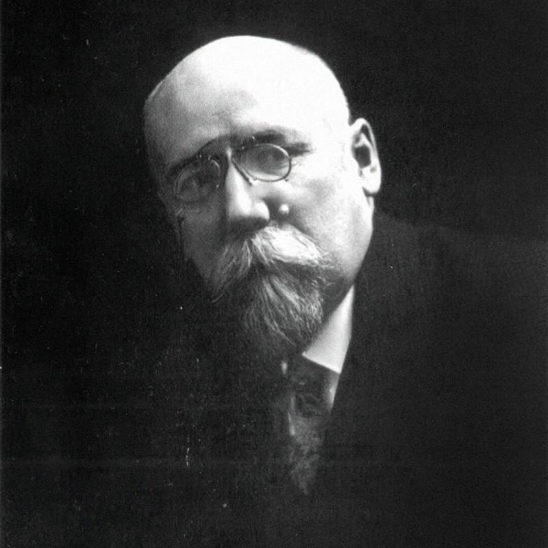 Федор Сологуб, 1910 г. / ИРЛИ