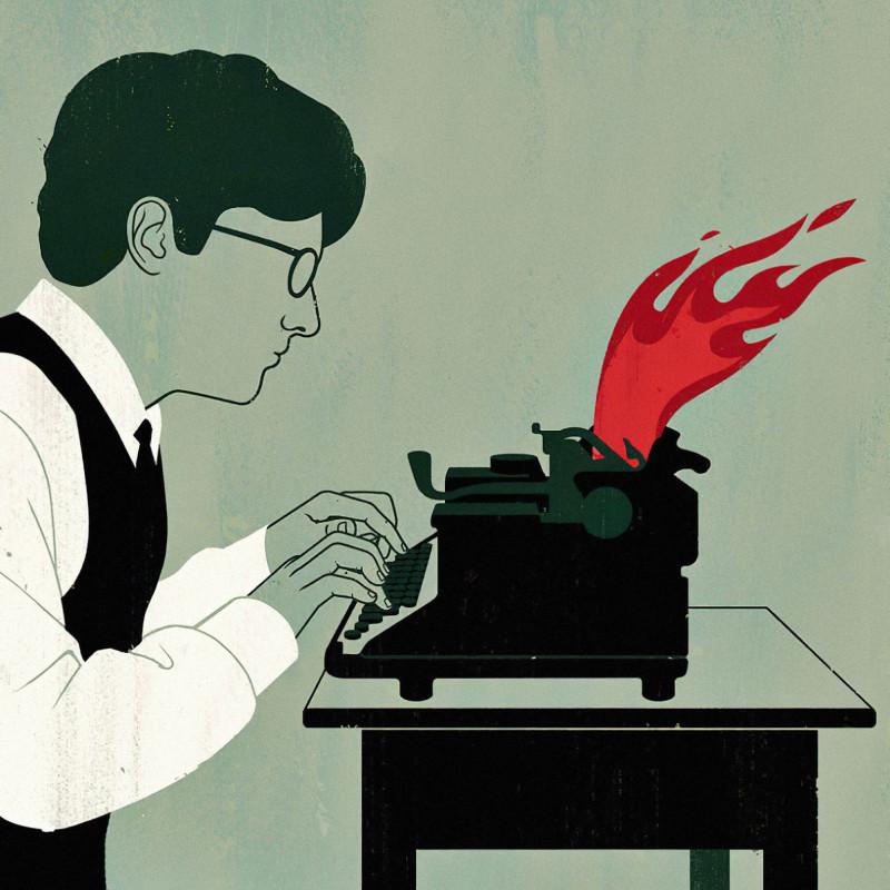 Иллюстрация: Joey Guidone / boredpanda.com