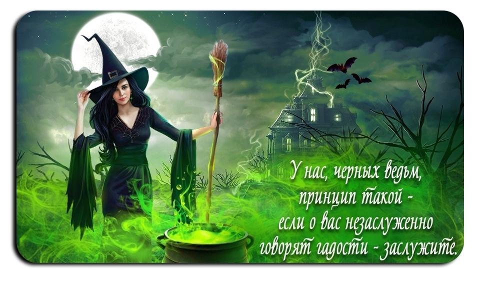 Цитата из книги «Настоящая черная ведьма» Елены Звездной. Источник: vk.com