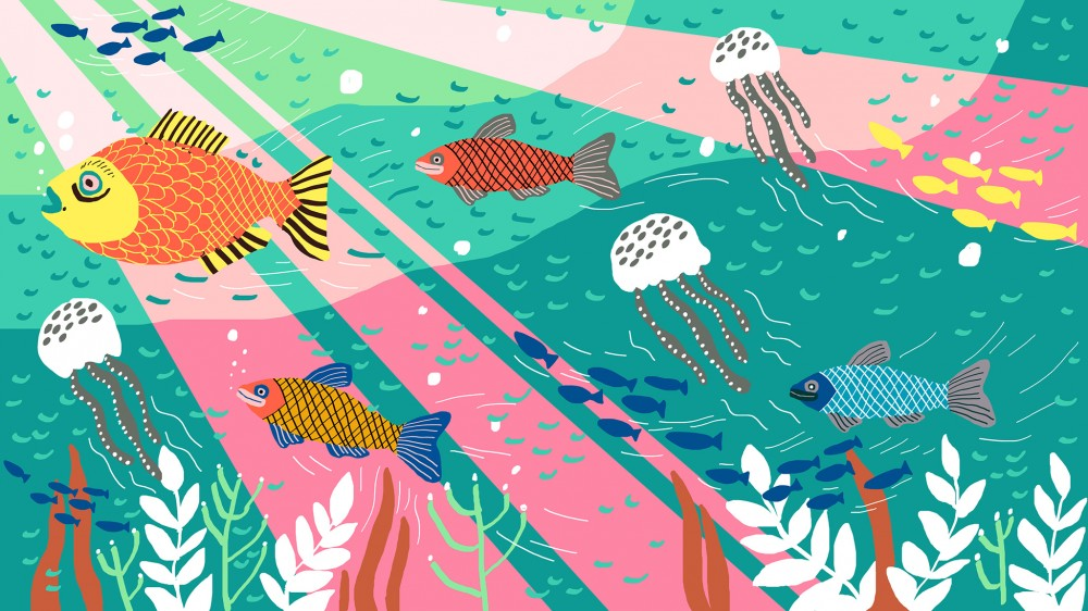 Рыбы чувствуют боль, могут видеть сквозь стены и другие удивительные факты