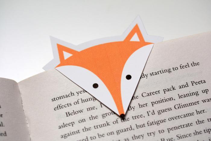 Закладки для книг своим руками детям