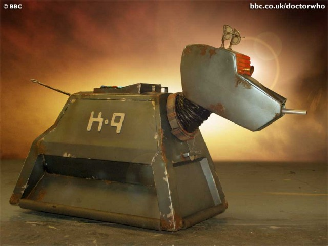 Rusted K-9