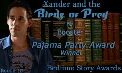 Pajama Party Award Winner (Ensemble)