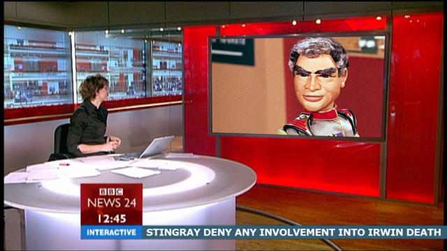 Stingray deny involvement