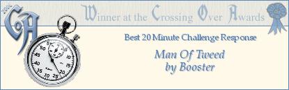 20 Minute Challenge Response