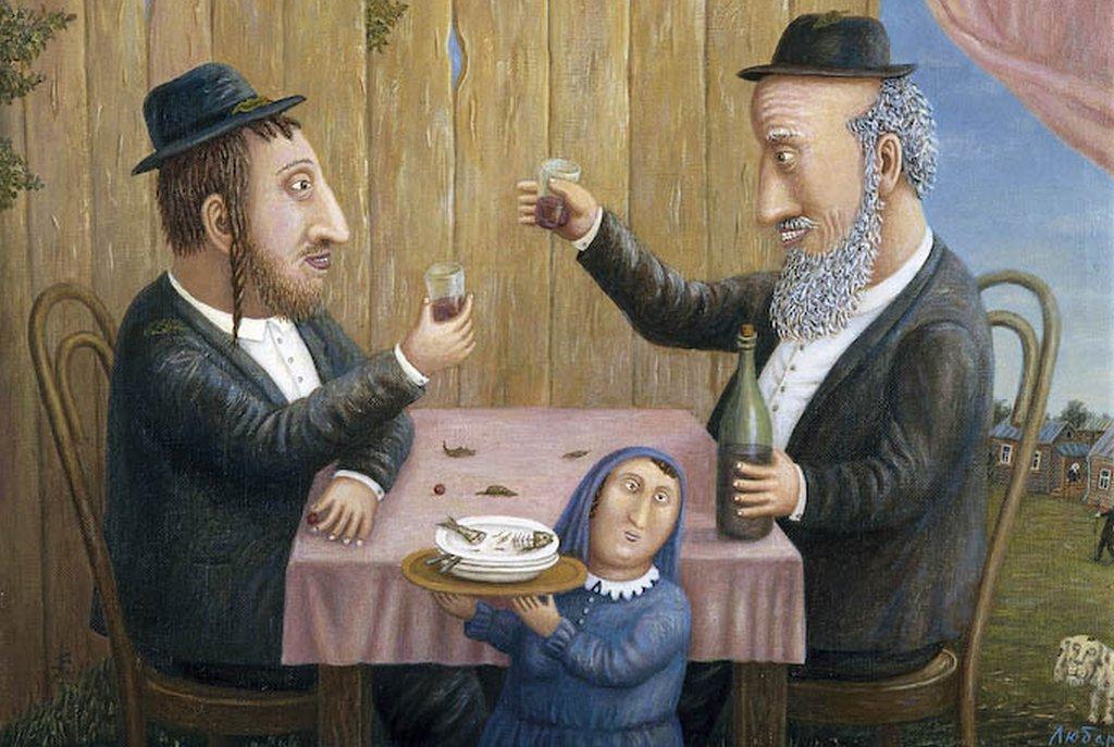 еврейские приколы картинки о сале она любила влада