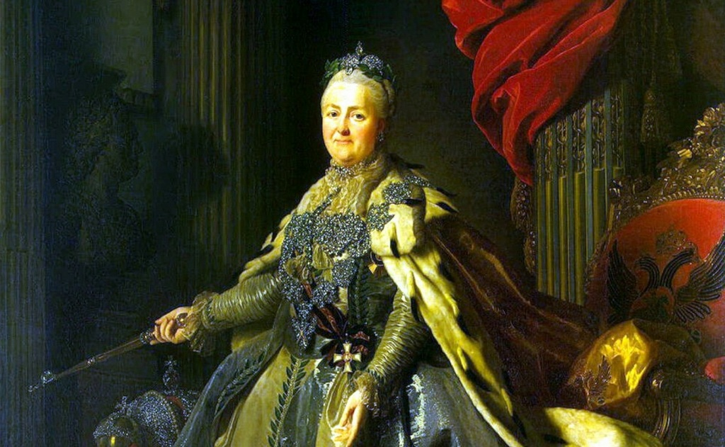 the Catherine the Great