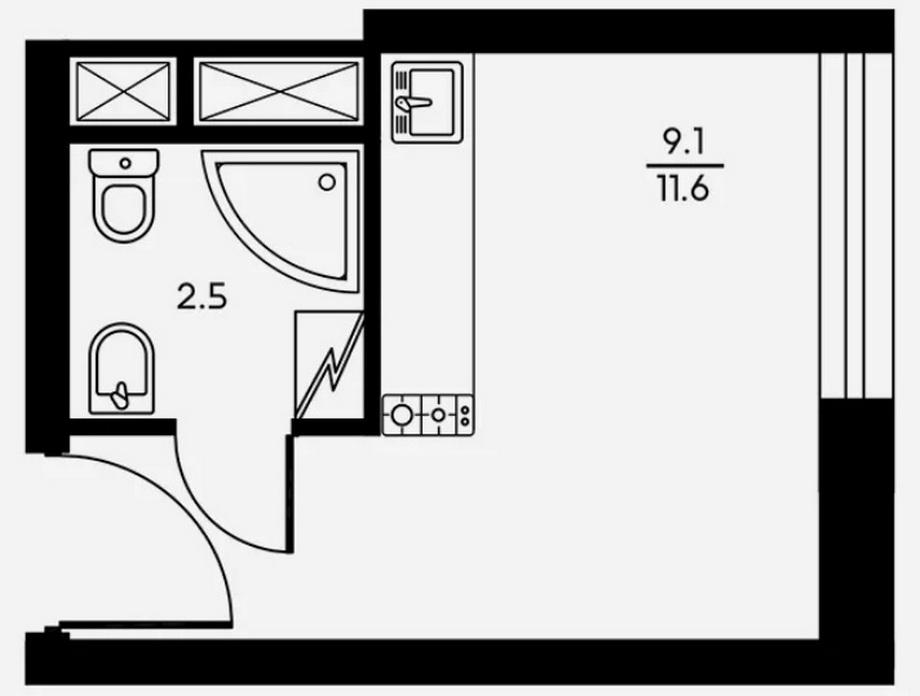 Картинки по запросу микро квартиры