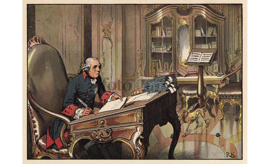 Байка на ночь: Фридрих II Великий и картошка
