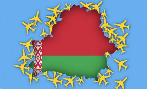 ЕС запретит белорусским самолетам полеты в Евросоюз