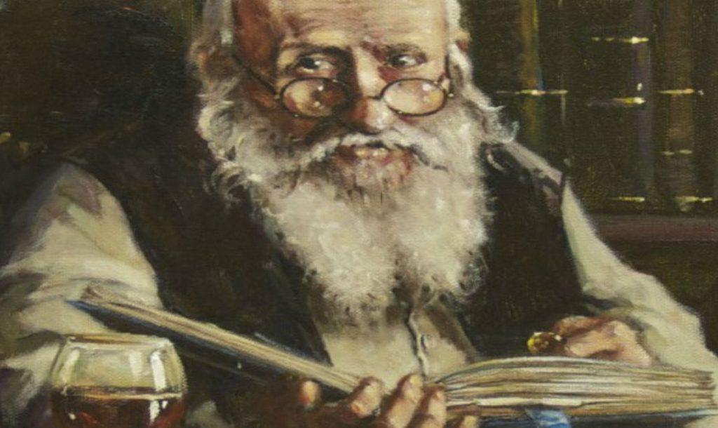 Притча на ночь: Американец у еврейского мудреца