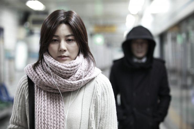 """(кадр из корейского фильма """"Слепая"""")"""