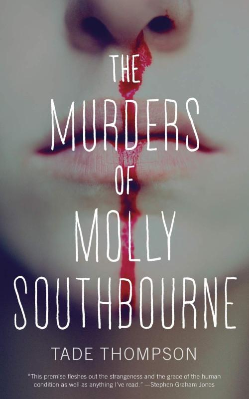 Обложка книги «Убийства Молли Саутборн»