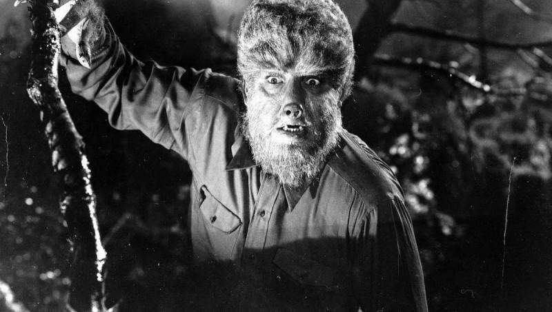 Кадр из «Человека-волка» 1941 года