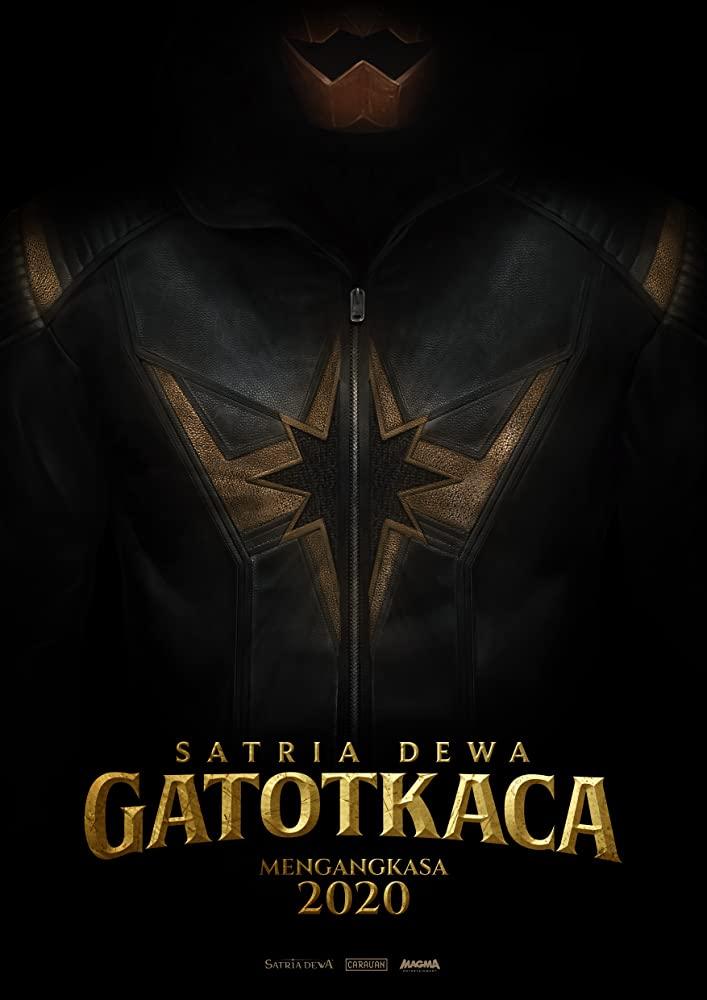 Прошлогодний промо-постер фильма «Гхатоткача»