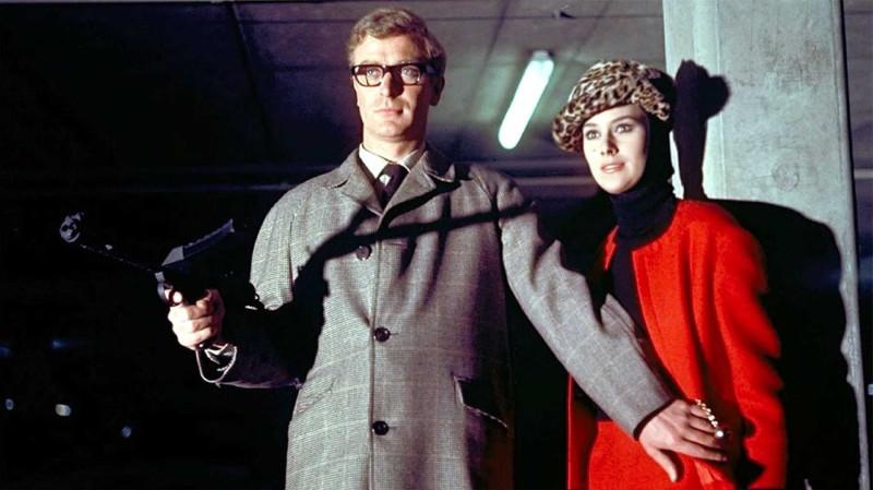 Майкл Кейн в роли Гарри Палмера в «Досье Ипкресс» 1965 г.