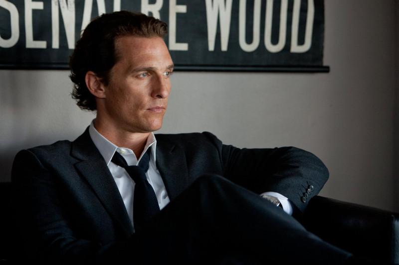 Мэттью МакКонахи в фильме «Линкольн для адвоката» 2011г.