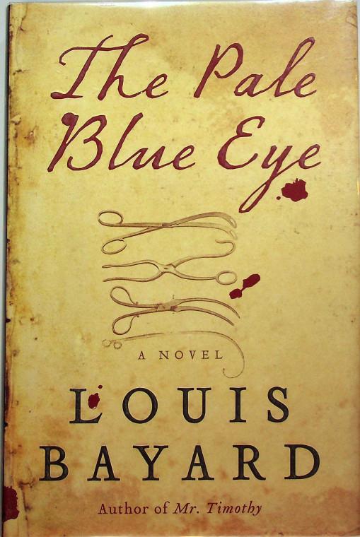 Обложка книги The Pale Blue Eye