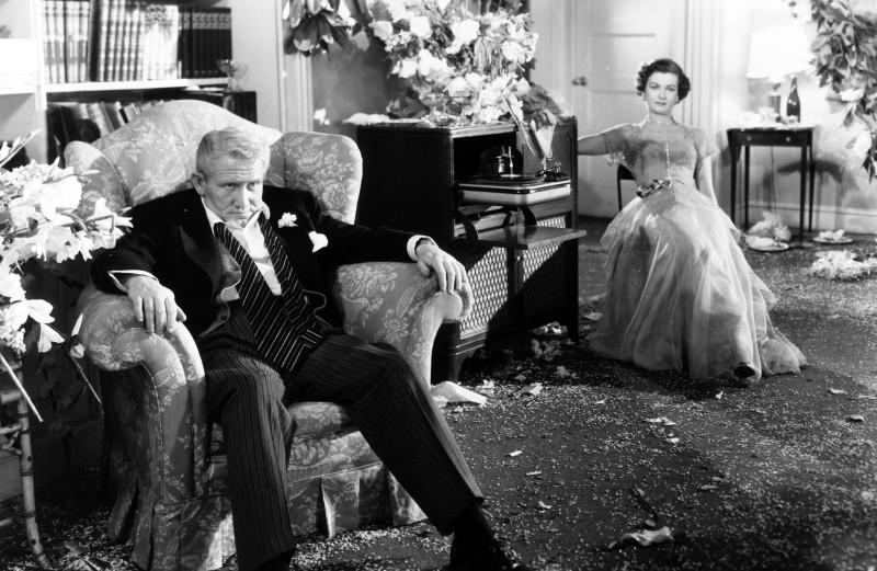 """Спенсер Трейси в """"Отце невесты"""" 1950г."""