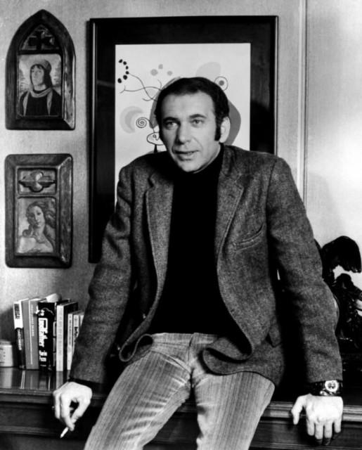 Альберт С. Радди 1972г