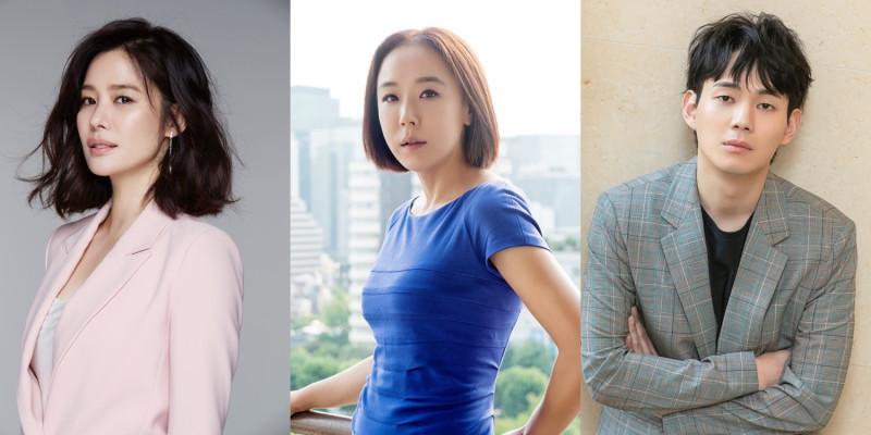 Ким Хён Джу, Кан Су Ён и Рю Гён Су