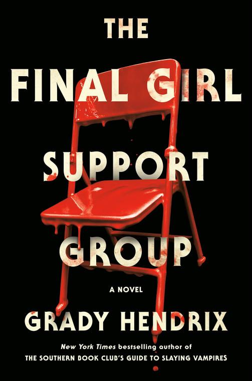 Обложка книги The Final Girl Support Group