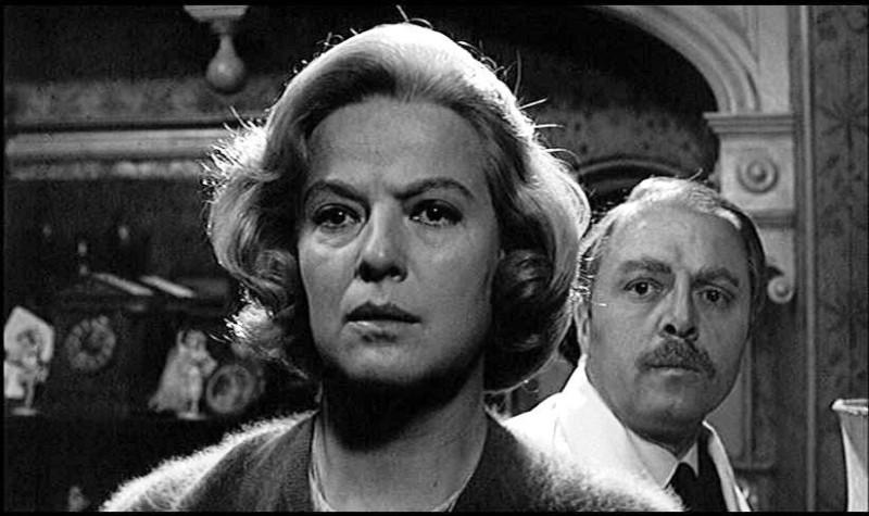 Ким Стэнли и Ричард Аттенборо в фильме 1964г.