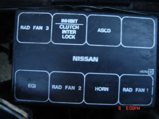where is the ascd control unit located maxima forums 2008 nissan quest fuse box