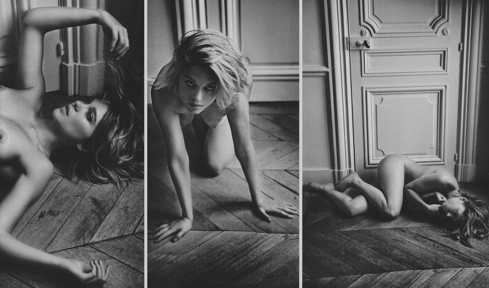 Lea Seydoux by Mario Sorrenti