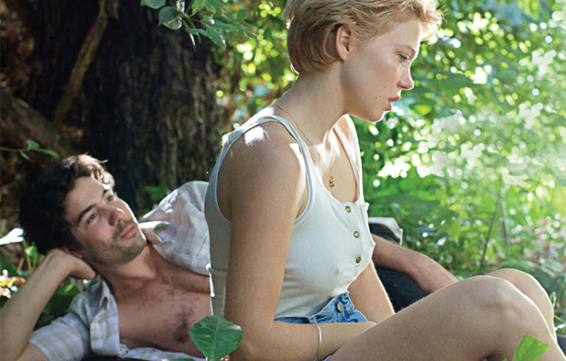 Grand Central - Tahar Rahim Léa Seydoux