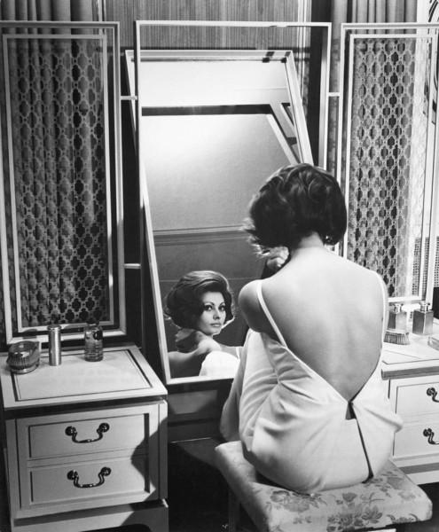 софи лорен зеркало