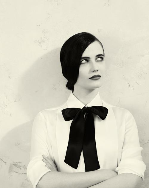 Eva Green By Jason Bell