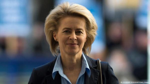 Ursula von Leien