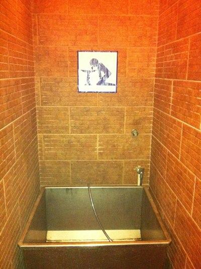 туалет ресторана