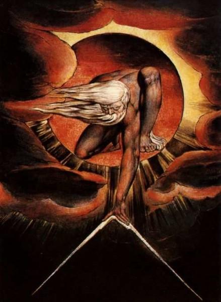 Бог с циркулем