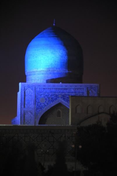 Мечеть ночью