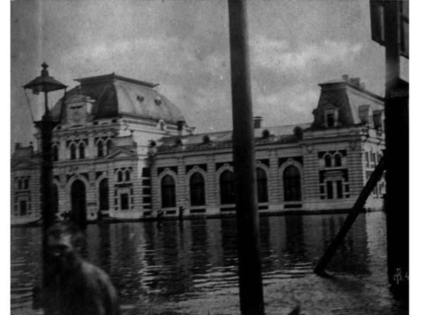 Наводнение Павелецкий