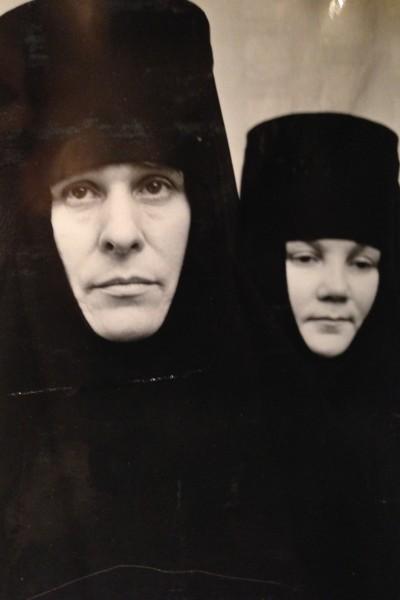 Пюхтицы. Монахини. 1988