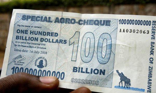 Зимбабве биллион